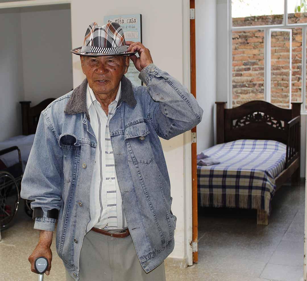 con sombrero