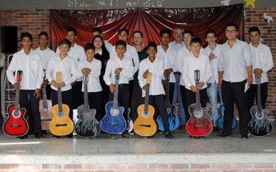 Escuela Cultural de Guitarra